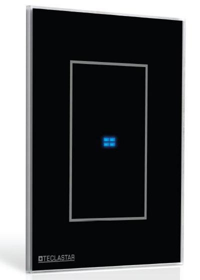 Nueva línea Minimal Touch de Teclastar, primer interruptor con tecnología táctil de Latino américa